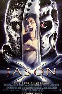 Jason X Movie Poster