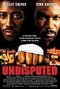 Undisputed Movie Poster