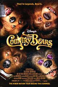 The Country Bears Movie Poster