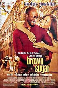 Brown Sugar Movie Poster