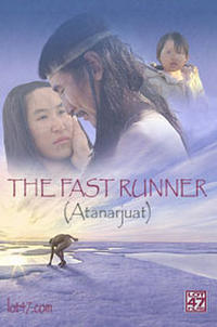 The Fast Runner Movie Poster