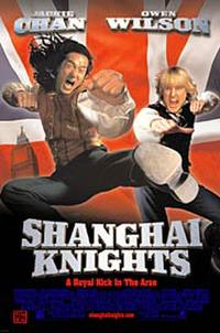 Shanghai Knights Movie Poster