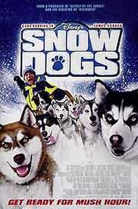 Snow Dogs - Spanish Movie Poster