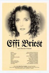Effi Briest Movie Poster