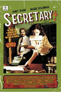 Secretary Movie Poster