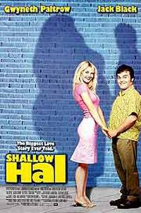 Shallow Hal - Open Captioned Movie Poster