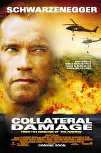 Collateral Damage - Open Captioned Movie Poster