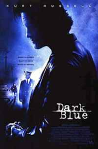 Dark Blue Movie Poster