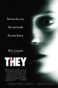 Wes Craven Presents: They Movie Poster