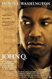 John Q - Open Captioned Movie Poster