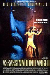 Assassination Tango Movie Poster