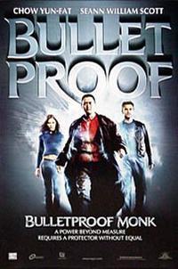 Bulletproof Monk Movie Poster