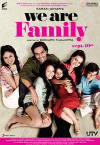 We Are Family (2009) Movie Poster