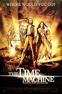 The Time Machine - Open Captioned Movie Poster