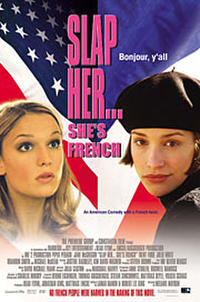 Slap Her, She's French Movie Poster