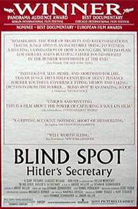Blind Spot: Hitler's Secretary Movie Poster