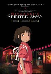 Spirited Away (2003) Movie Poster