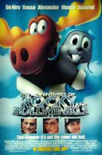 The Adventures of Rocky and Bullwinkle Movie Poster