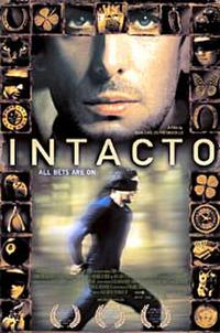 Intacto Movie Poster