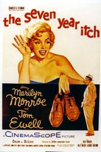 Seven Year Itch Movie Poster