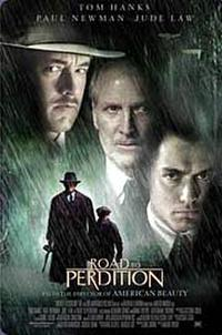 Road to Perdition - Open Captioned Movie Poster