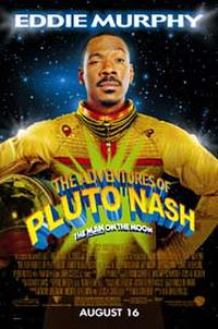 The Adventures of Pluto Nash - DLP (Digital Projection) Movie Poster