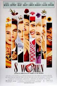 8 Women Movie Poster