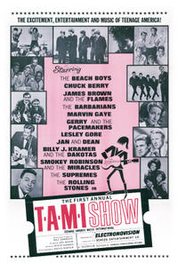 The T.A.M.I. Show Movie Poster