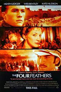 The Four Feathers - Open Captioned Movie Poster