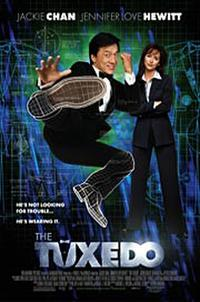The Tuxedo - Open Captioned Movie Poster