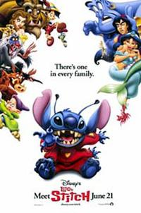 Lilo & Stich - Closed Captioned Movie Poster