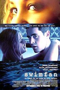 Swimfan - Open Captioned Movie Poster