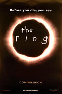 The Ring - Spanish Subtitles Movie Poster
