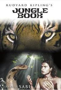 The Jungle Book (1942) Movie Poster