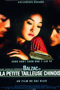 Balzac and the Small Chinese Tailoress Movie Poster