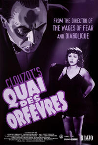 Quai des Orfevres Movie Poster