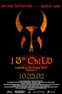 13th Child: The Legend of the Jersey Devil - Vol. I Movie Poster