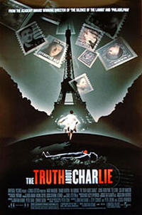 The Truth About Charlie - Open Captioned Movie Poster