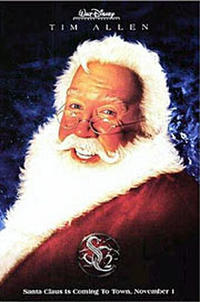 The Santa Clause 2 - Spanish Subtitles Movie Poster