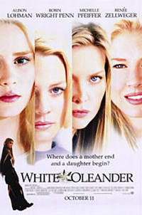 White Oleander - Open Captioned Movie Poster