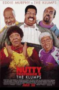 The Nutty Professor 2 - The Klumps Movie Poster