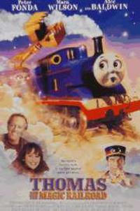 Thomas and the Magic Railroad Movie Poster