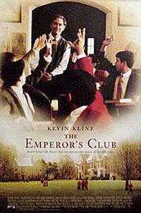 The Emperor's Club - Open Captioned Movie Poster