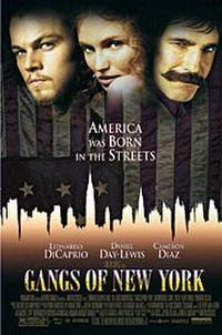 Gangs of New York - VIP Movie Poster