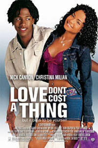 Love Don't Cost a Thing Movie Poster