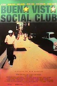 Buena Vista Social Club (1999) Movie Poster