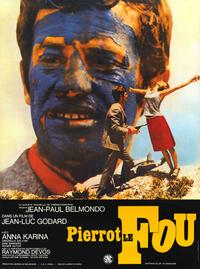 Pierrot le Fou Movie Poster