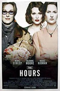 The Hours - Giant Screen Movie Poster