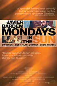 Mondays in the Sun Movie Poster