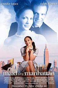 Maid in Manhattan - Spanish Subtitles Movie Poster